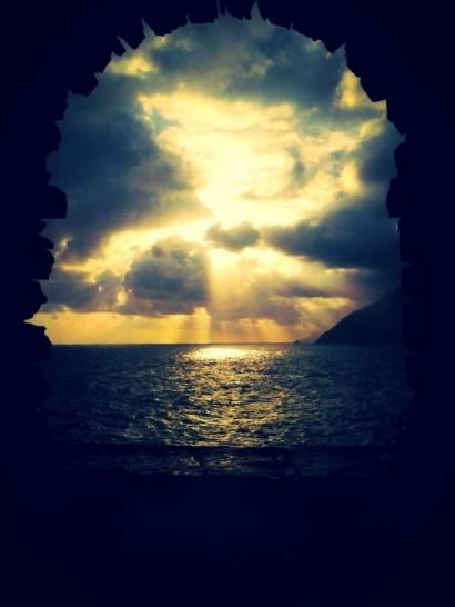 finestra di Byron