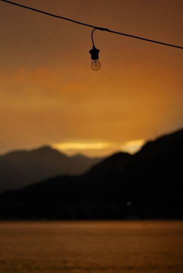 Marconi sul lago d'Iseo