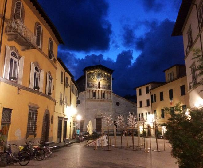 Lucca - Piazza San Frediano