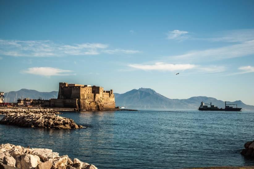 La dolce melodia del Golfo di Napoli