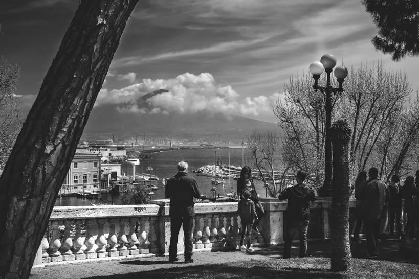 Relax sotto i cieli di Napoli