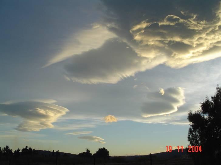 Nuvole da brivido