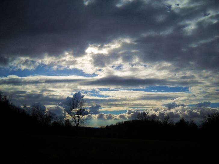 Nuvole: fiato di dee