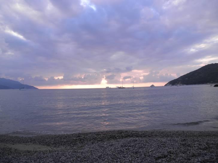costa settentrionale dell'Isola d'Elba