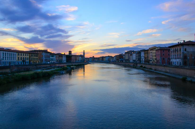 Arno, fiume di pensiero