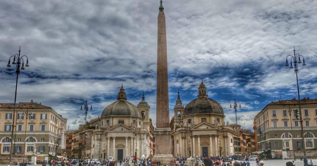 Roma - Piazza del Popolo