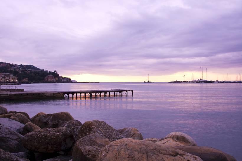 Alba a Rapallo