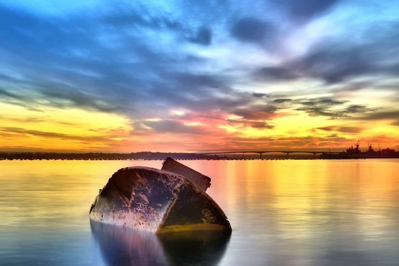 alba a mar piccolo