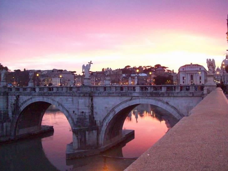Il cielo su Roma