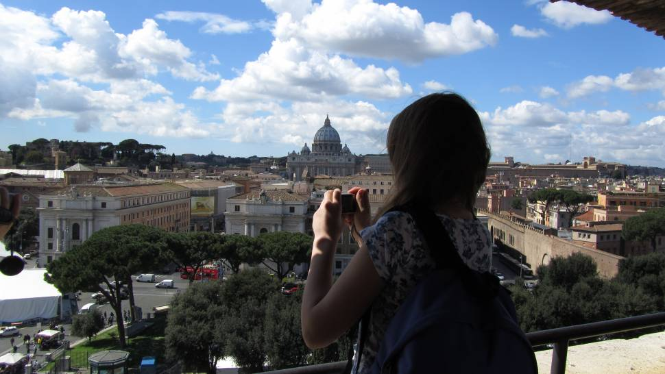 Rifotografando roma