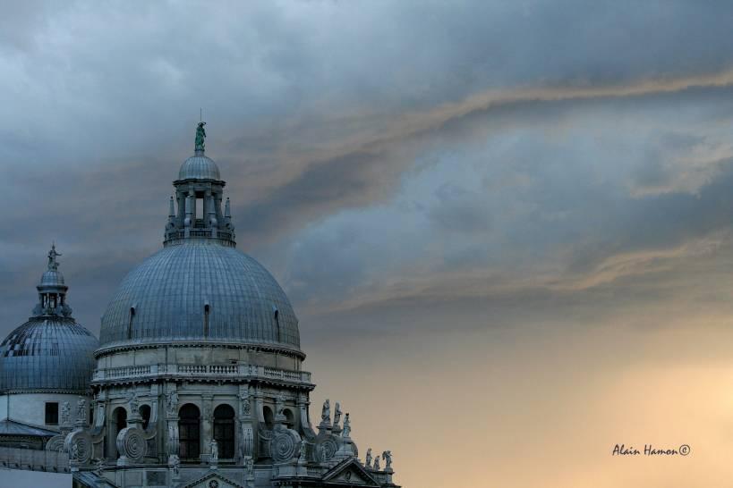 Nuvole a Venezia