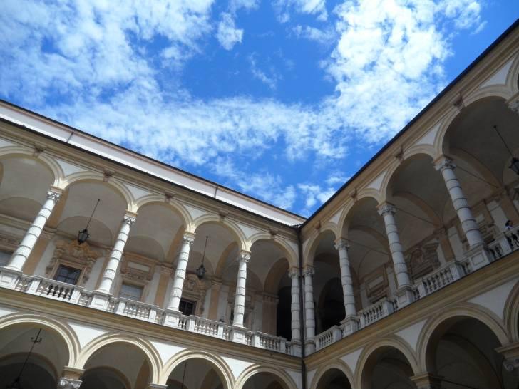 Palazzo dell'Università a Torino