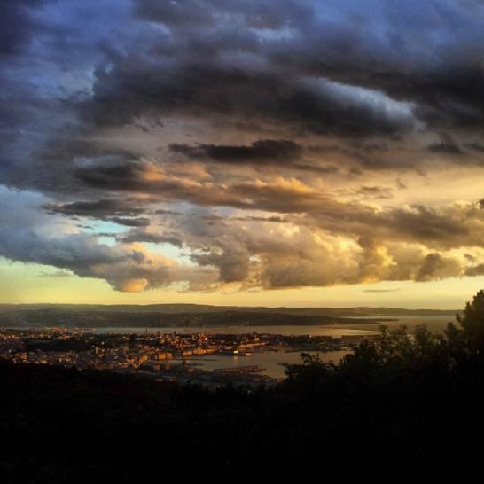 Nuvole d'altri tempi