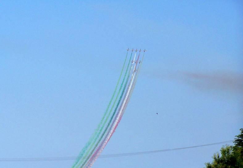 Cielo d'Italia -Acireale 10 Giugno 2012