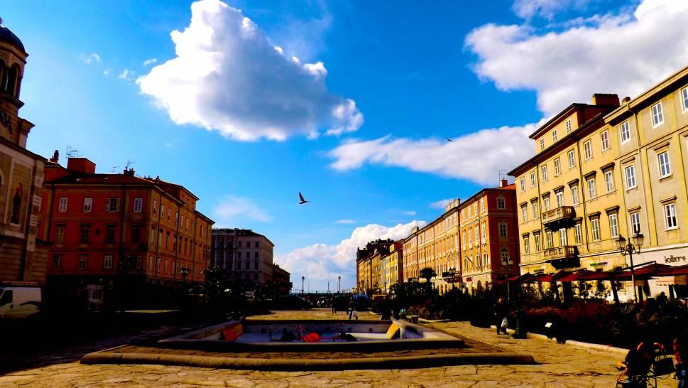 Trieste è il suo cielo