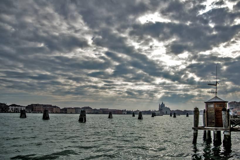 Si fa sera a Venezia