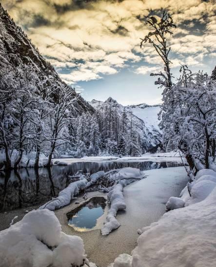Specchio d'inverno