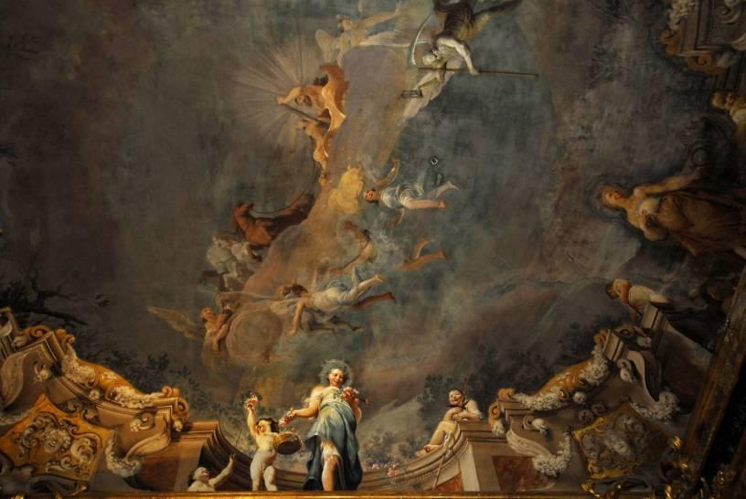 Le quattro stagioni - Giuseppe Maria Crespi (1665-1747)