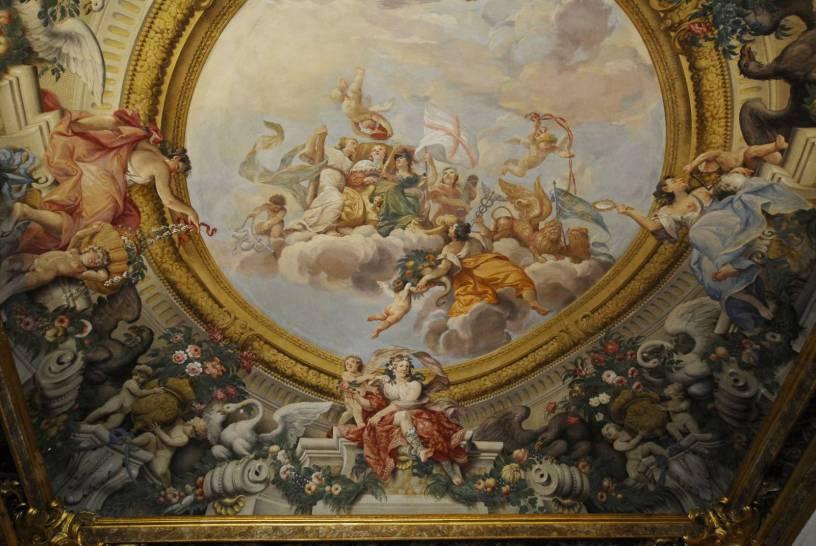 Affresco - Palazzo Pepoli Campogrande