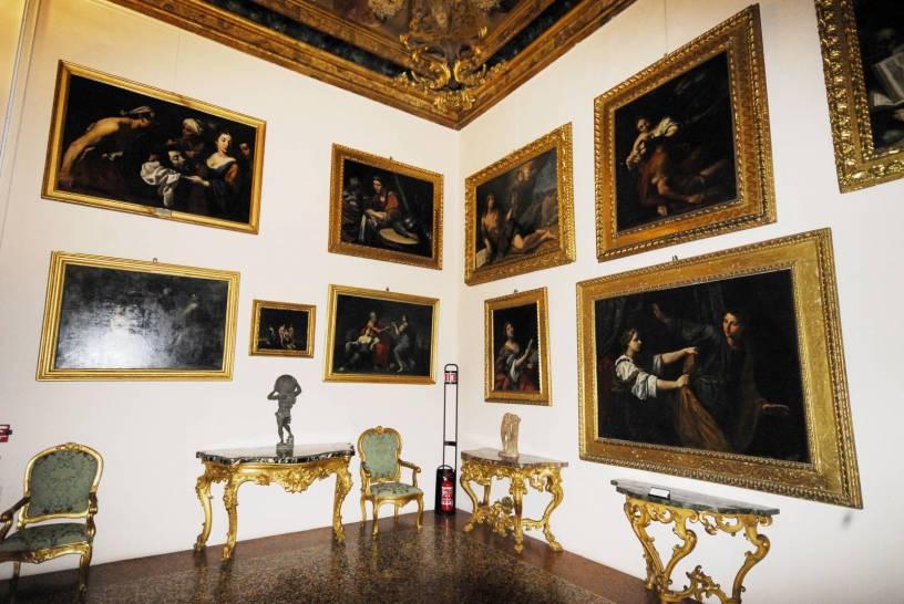 Palazzo Pepoli Campogrande - sala