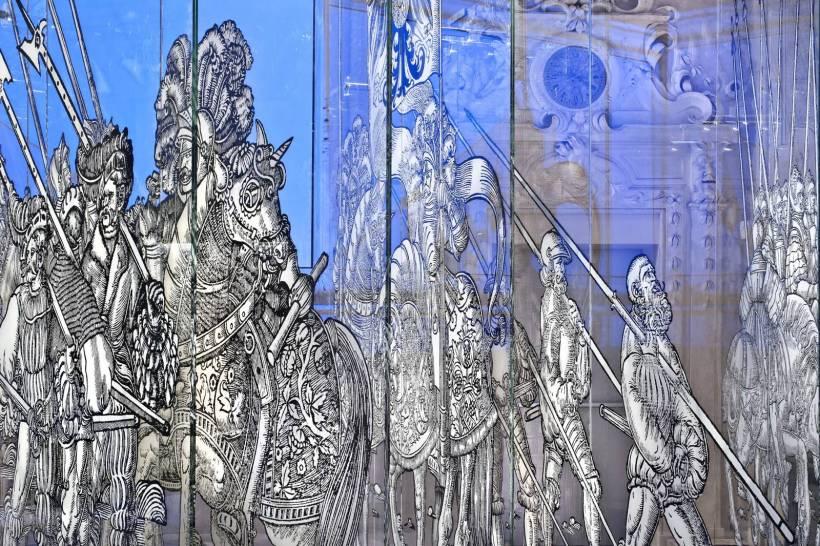Incoronazione di Carlo V - Palazzo Pepoli Campogrande