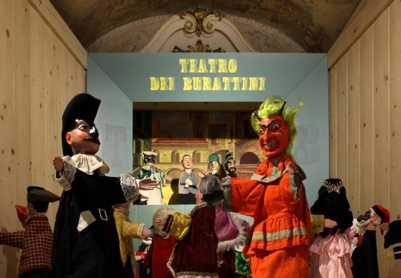 In scena il profano - Palazzo Pepoli Campogrande