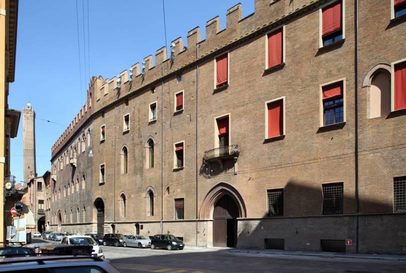 Palazzo Pepoli Campogrande - esterno