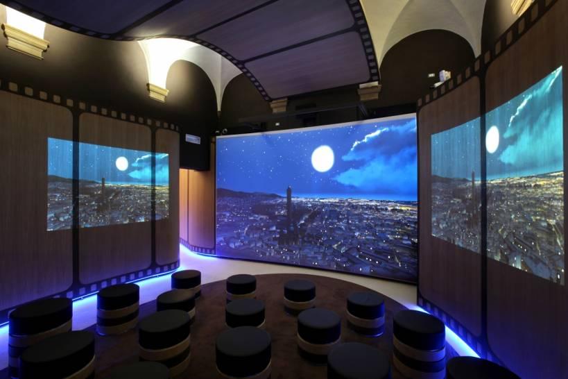 Teatro Virtuale - Palazzo Pepoli Campogrande