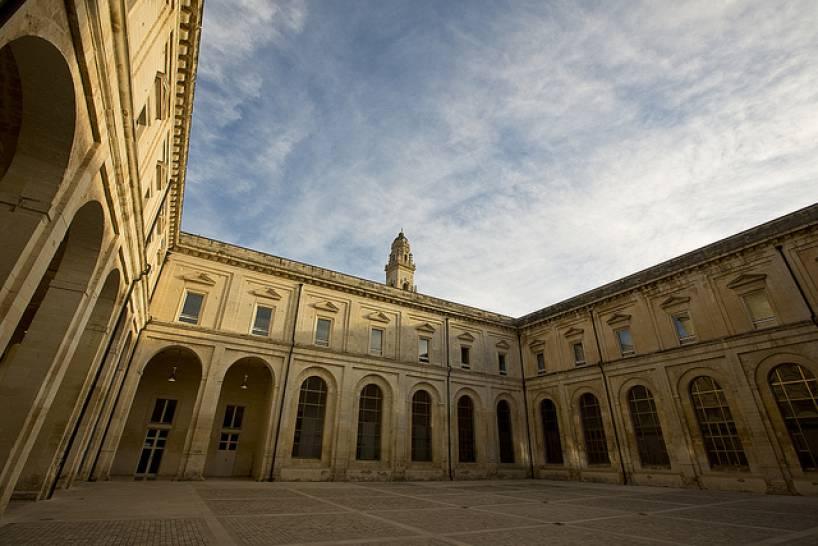 Risultati immagini per monastero dei teatini Lecce
