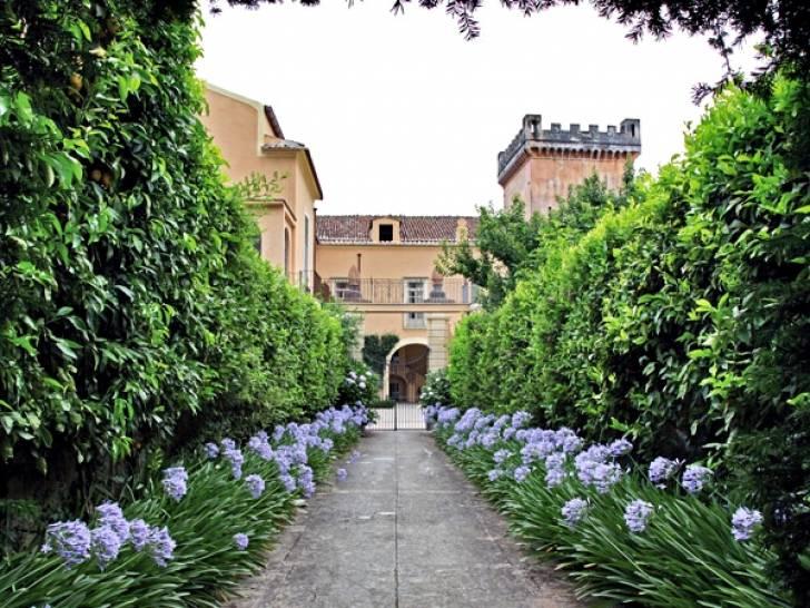 Villa Porfidia Recale Marzo