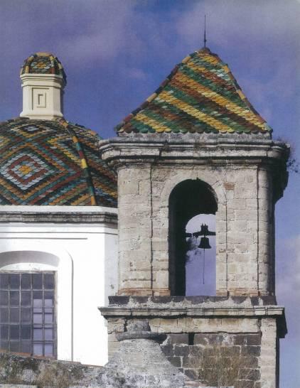 Oristano, campanile chiesa del Carmine