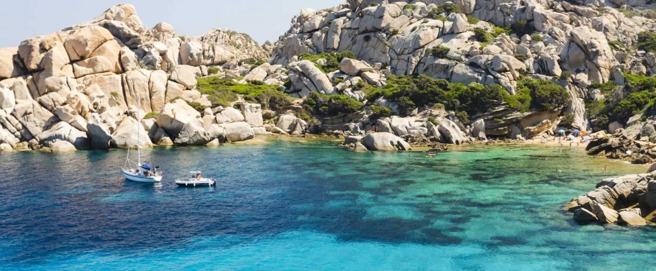 Costa Paradiso Sardegna Cartina Geografica.Itinerario Nel Nord Della Sardegna Lungo La Costa Tra Castelsardo E Santa Teresa Di Gallura 7 Di 7 Touring Club