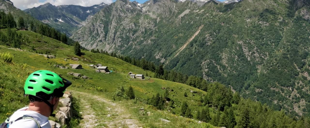 In Valsesia, uno spettacolare itinerario con la mountain bike elettrica (5 di 8)   Touring Club