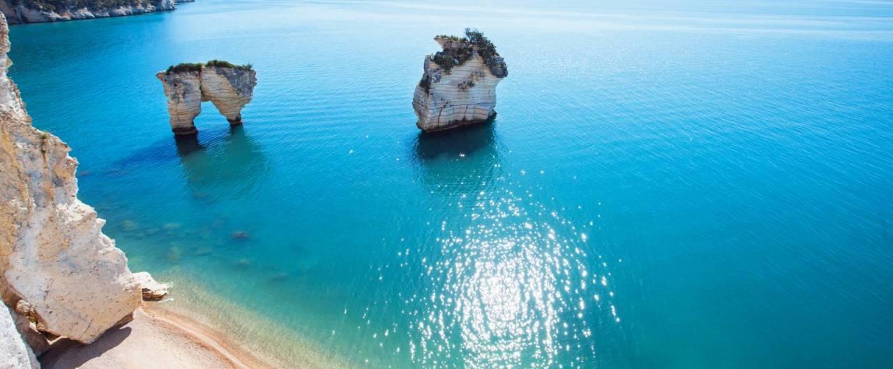 Le spiagge più belle della Puglia: il Gargano
