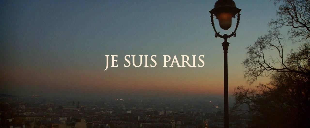 Io sono Parigi. Io sono il mondo