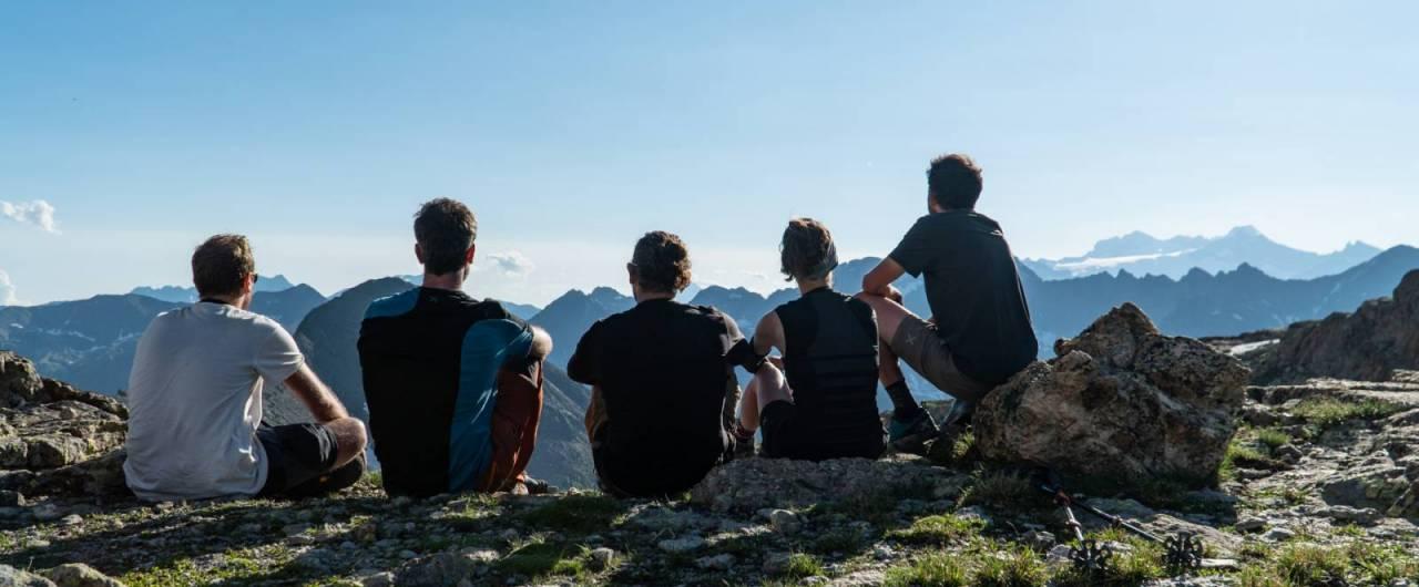 Va' Sentiero, capitolo 8. Le montagne della Valtellina