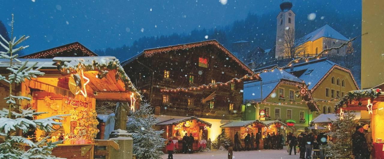 Tradizioni di Natale: il meglio è nel Salisburghese