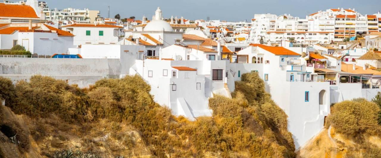 In Portogallo, on the road sulle coste dell'Algarve