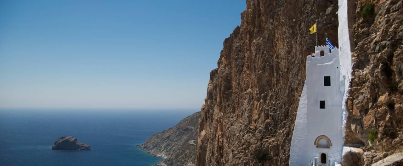 Grecia: cinque motivi per scegliere Amorgos, nelle Cicladi