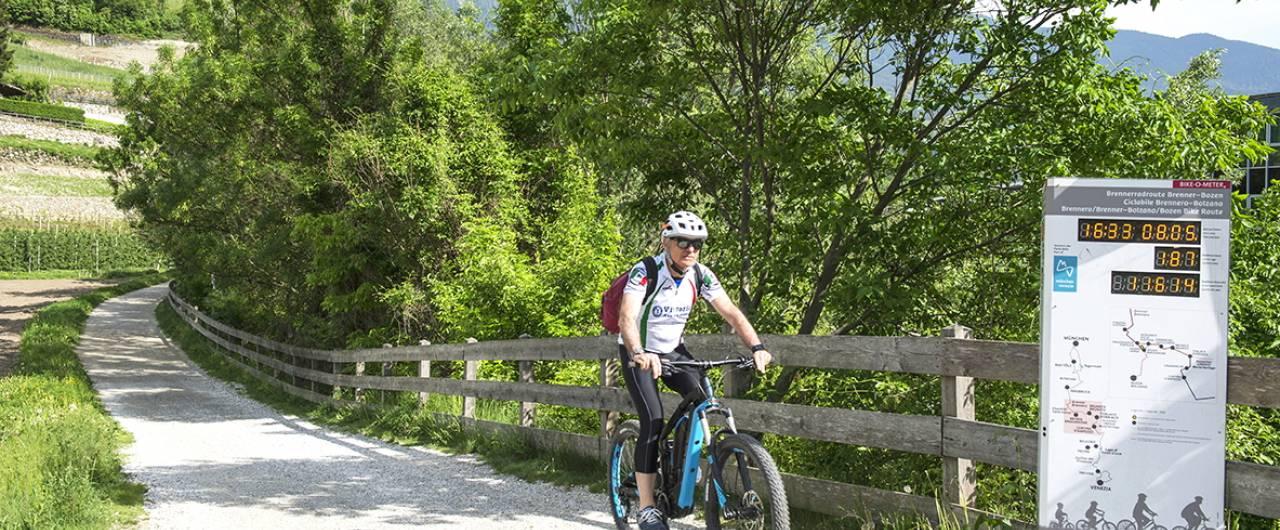 Alto Adige in bicicletta: attorno a Bressanone, verso Novacella e Vipiteno