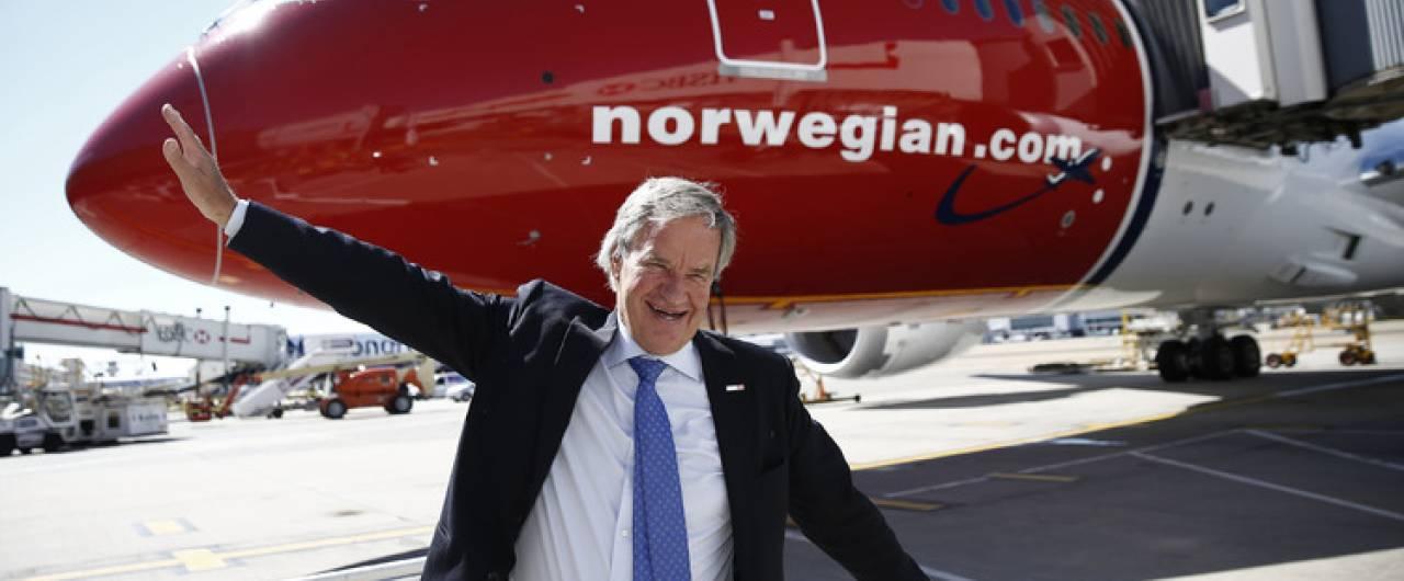Europa-Usa a 60 euro. Norwegian lancia la sfida