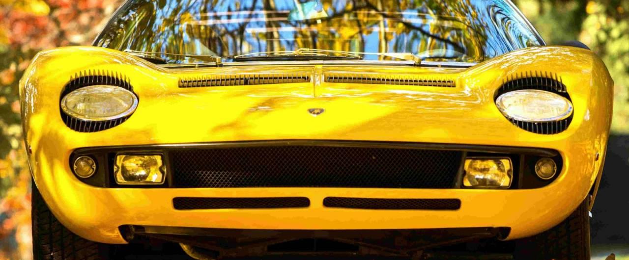 In mostra a Torino le auto nate dal genio di Marcello Gandini