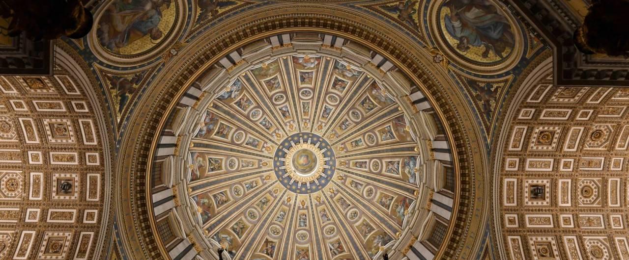 Luci a San Pietro: centomila led per la nuova illuminazione green della basilica