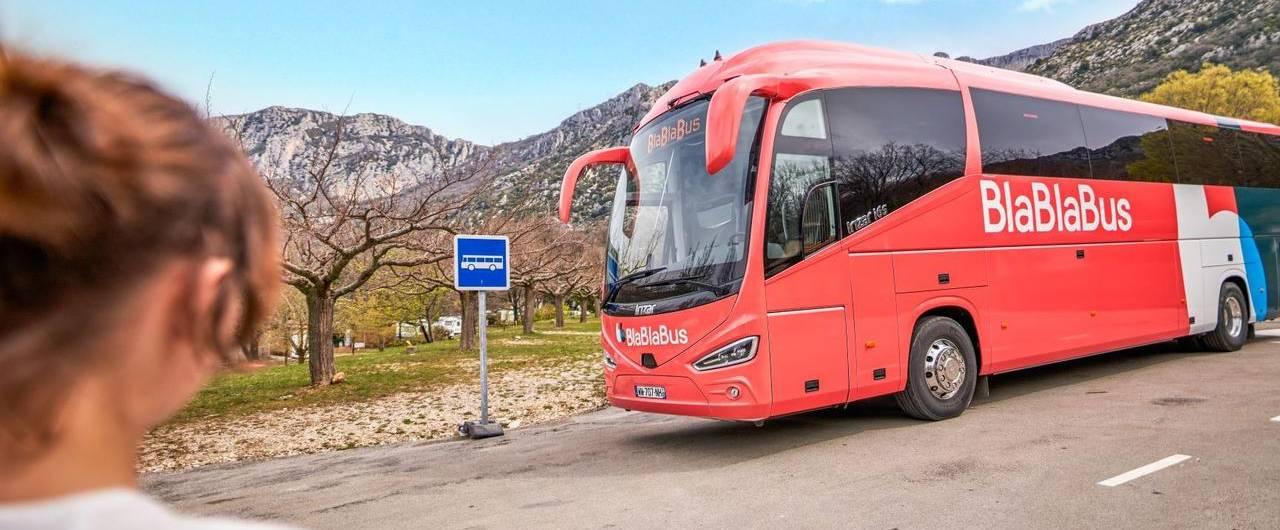 Primi passi in Italia per BlaBlaBus