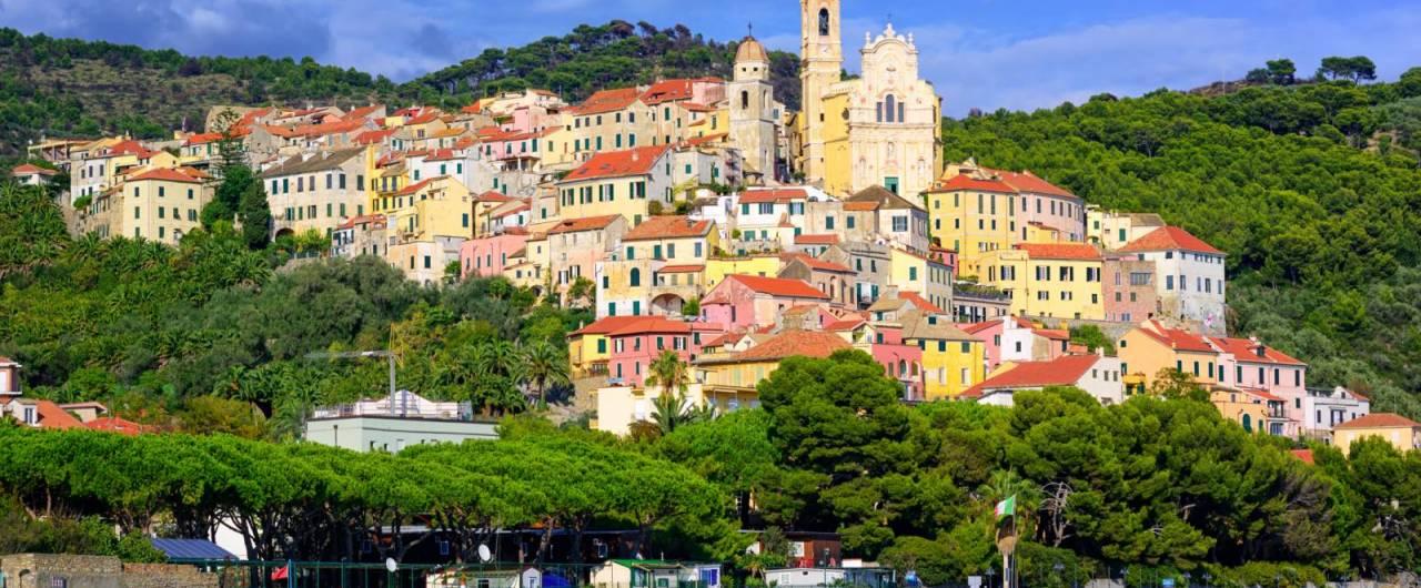 Liguria: i più bei borghi sul mare