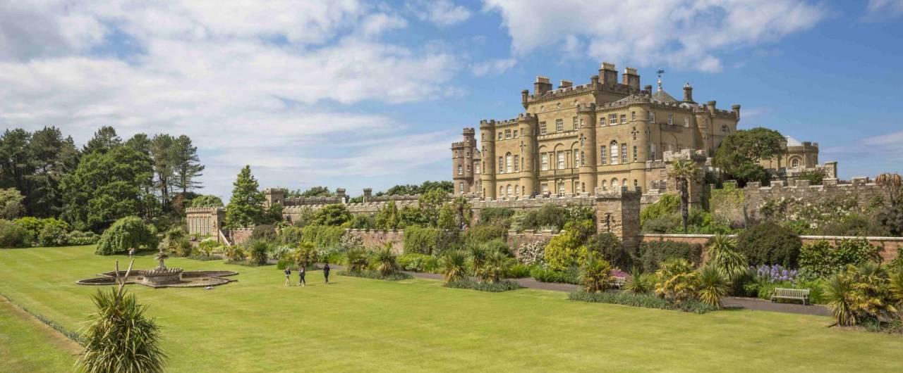 Dormire in un castello? In Scozia si può