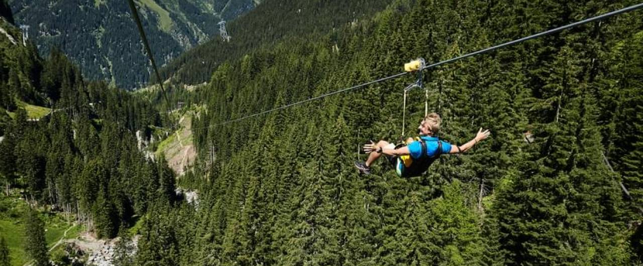 Tirolo, voglio un'estate spericolata