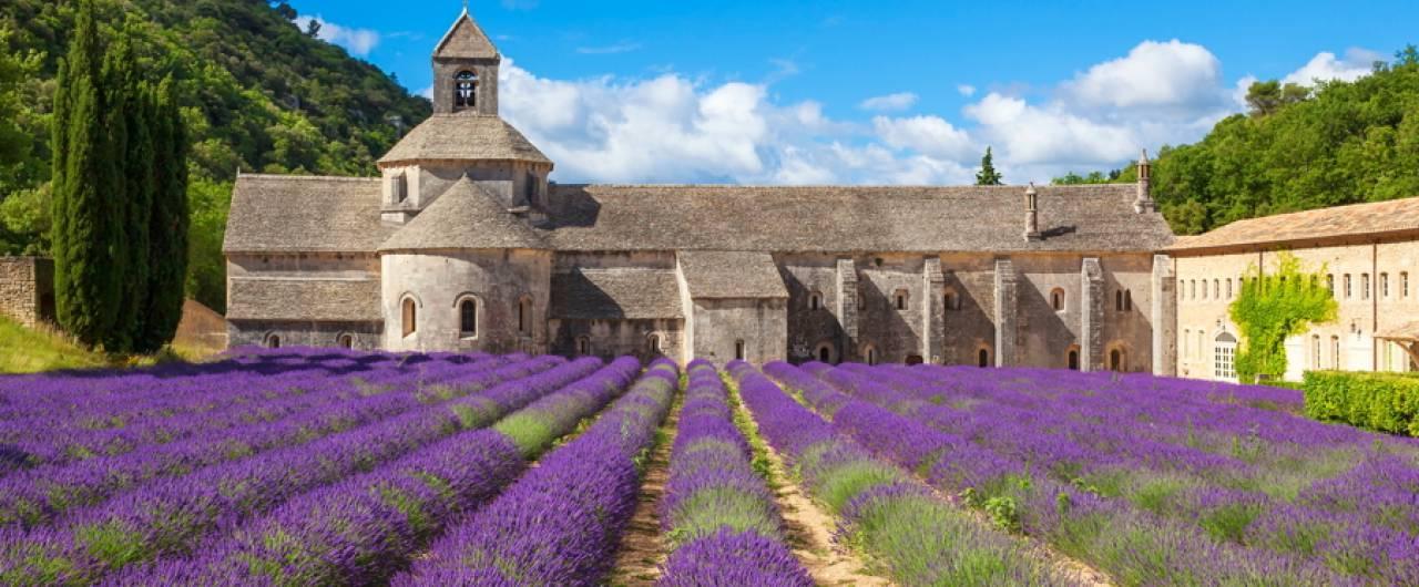 L'abbazia di Sénanque, meta irrinunciabile di un viaggio in Provenza