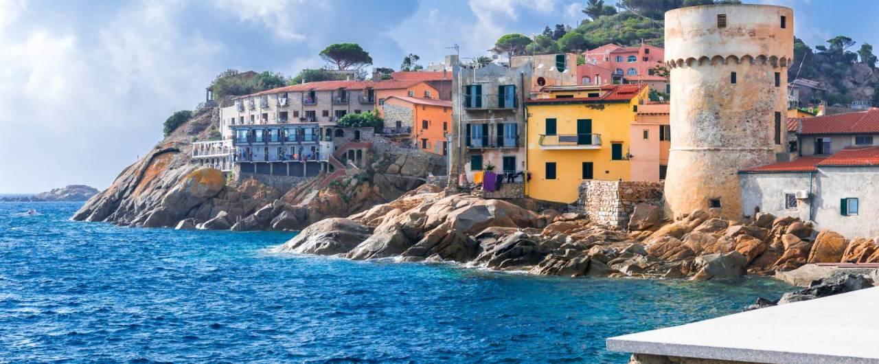 Al mare in Toscana: cosa fare all'Isola del Giglio