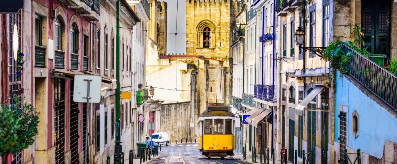 Itinerario a Lisbona e dintorni, dalla capitale alle scogliere sull'Atlantico